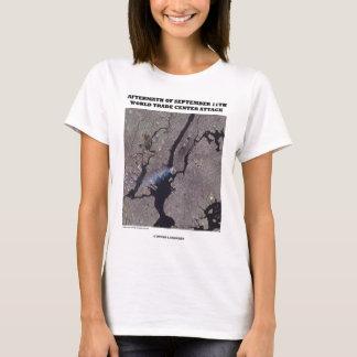 Nachwirkungen des 11. September-World Trade Center T-Shirt