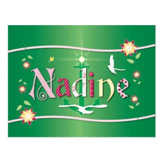 Nadine Postkarten