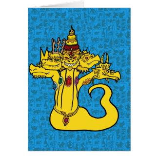 Naga - der Drache-König Karte