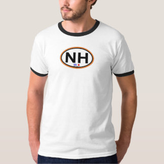 Nags-ovaler Hauptentwurf Shirts