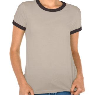 Nags-ovaler Hauptentwurf T Shirt