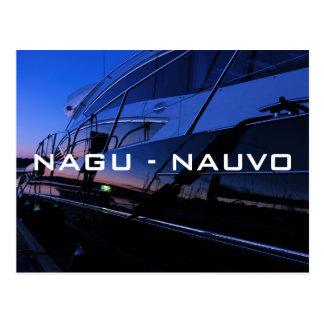 Nagu Nauvo Postkarte