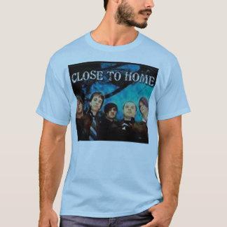 Nah an Home//blue//myspace T-Shirt