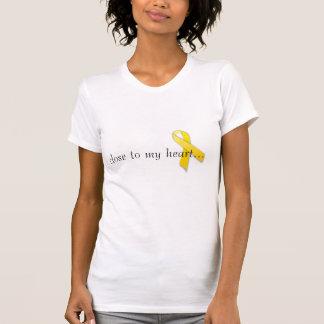 Nah an meinem Herzen T-Shirt