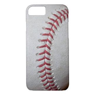 Nahaufnahme-Baseball iPhone 6 Fall iPhone 8/7 Hülle