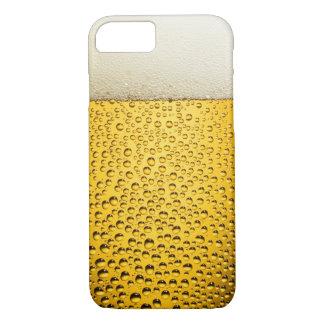 Nahaufnahme-Bier-Glas iPhone 6 Fall iPhone 8/7 Hülle