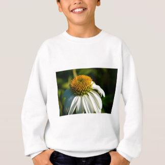 Nahaufnahme-Blume Sweatshirt