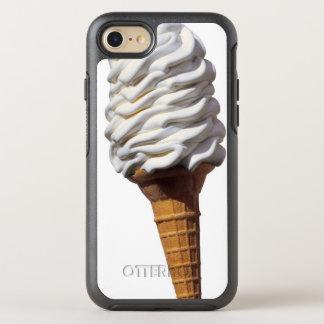 Nahaufnahme der Eiscreme OtterBox Symmetry iPhone 8/7 Hülle