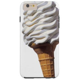 Nahaufnahme der Eiscreme Tough iPhone 6 Plus Hülle