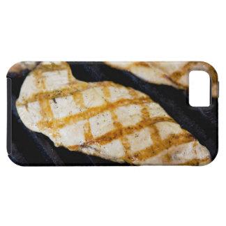 Nahaufnahme der gegrillten Hühnerbrüste iPhone 5 Etuis