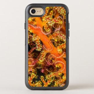 Nahaufnahme des Seesternes OtterBox Symmetry iPhone 8/7 Hülle