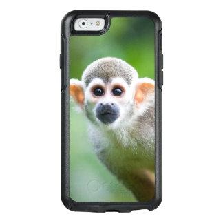 Nahaufnahme eines gemeinen Eichhörnchen-Affen OtterBox iPhone 6/6s Hülle