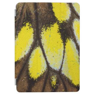 Nahaufnahme-Flügel-Muster des tropischen iPad Air Hülle