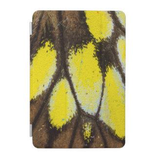 Nahaufnahme-Flügel-Muster des tropischen iPad Mini Hülle
