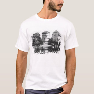 Nahe Brücke, Bad Kreuznach, c.1910 T-Shirt