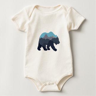 NAHE GEBIRGSseen Baby Strampler