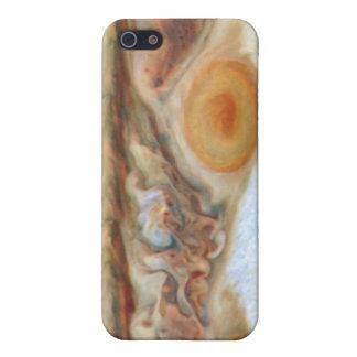 Nahe hohe Ansicht von Planeten-Jupiters großer iPhone 5 Schutzhülle