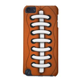 Nahe hohe orange amerikanischer Fußball-Spitzee iPod Touch 5G Hülle