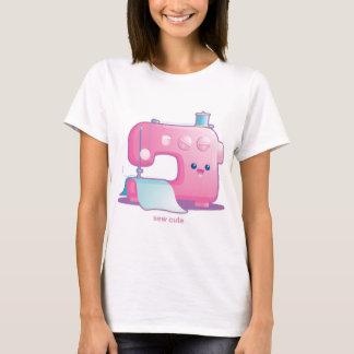 Nähen Sie niedliches T-Shirt