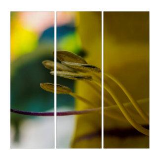 Naher als vor AcryliPrint®HD Triptychon-Kunst Triptychon