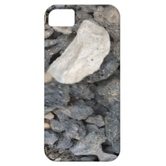Nahes hohes Stein-Fraktal iPhone 5 Etui