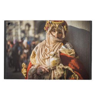 Nahöstliche Karnevalsmaske in Venedig
