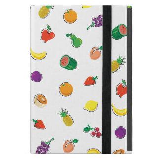 Nahrung für Thought_Totally Fruity_Pattern Etui Fürs iPad Mini