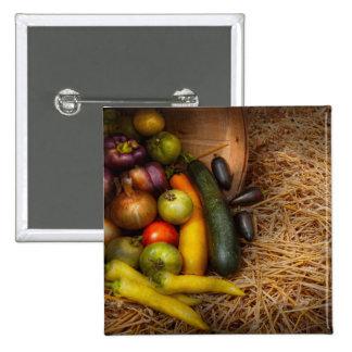 Nahrung - Gemüse - sehr frühe Ernte Button