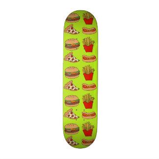 Nahrung- ohne NährwertSkateboard 20,1 Cm Skateboard Deck
