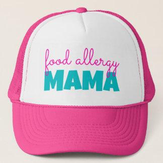 Nahrungsmittelallergie-Mutter - Fernlastfahrer-Hut Truckerkappe