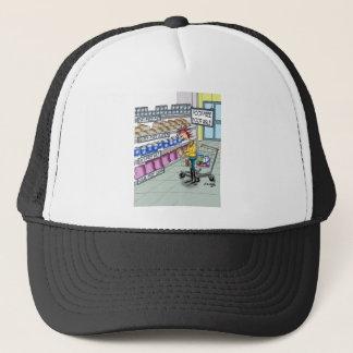 NahrungsmittelCartoon 9374 Truckerkappe