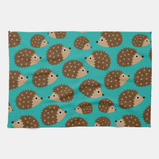 Nahtloses Muster der Igel (ver.1) Handtuch
