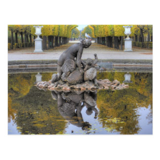 Naiad-Brunnen Postkarte