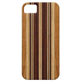 Nalu Lua Imitat Koa hölzernes Surfbrett iPhone 5 H Schutzhülle Fürs iPhone 5