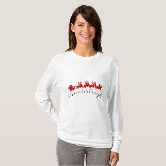 Nama-Pferdeschlitten T-Shirt