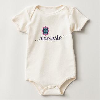 namaste Bio Babybodysuit Baby Strampler