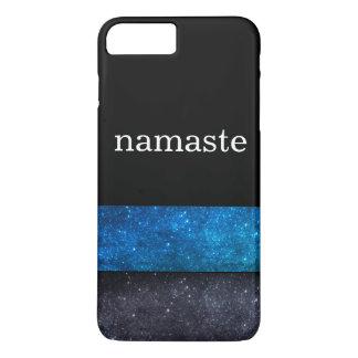 namaste Galaxie II iPhone 8 Plus/7 Plus Hülle