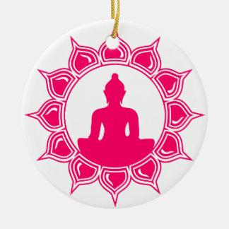 Namaste Keramik Ornament