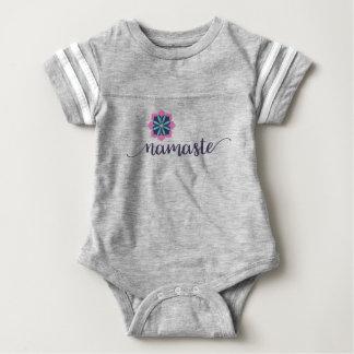 namaste Mandala Baby Strampler