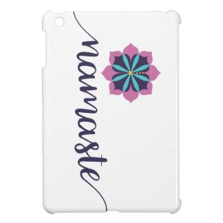 namaste Mandala iPad Mini Hülle