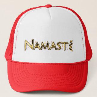 Namasté Truckerkappe