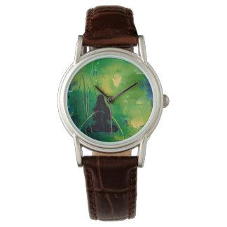 Namaste - Uhr