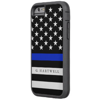 Name-Polizei kennzeichnet Tough Xtreme iPhone 6 Hülle