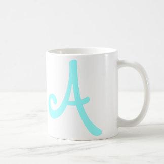 NamensanfangsTasse Kaffeetasse