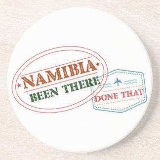 Namibia dort getan dem getränkeuntersetzer