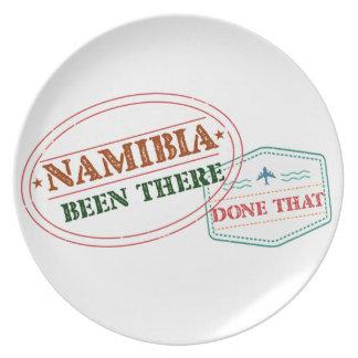 Namibia dort getan dem melaminteller