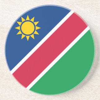 Namibia-Flagge Untersetzer
