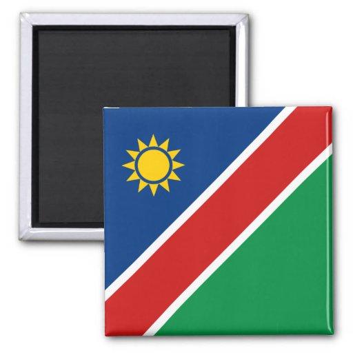 Namibia-Flaggen-Magnet Magnets