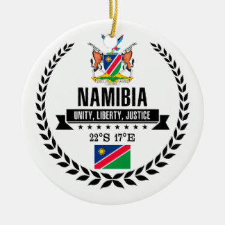 Namibia Keramik Ornament