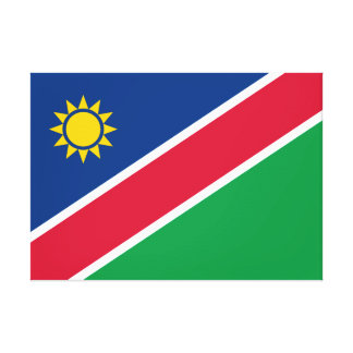 Namibia Leinwanddruck